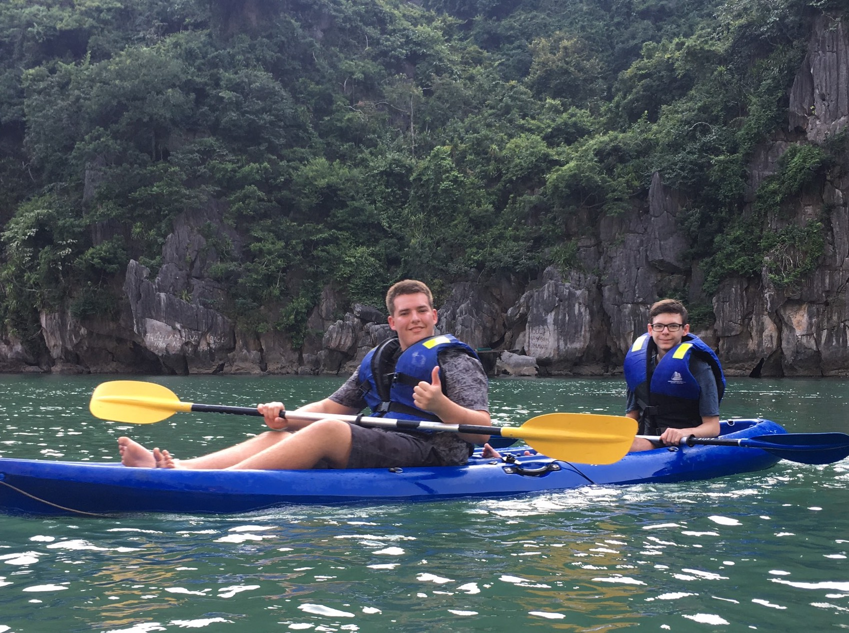 Halong Bay, Vietnam School Tours